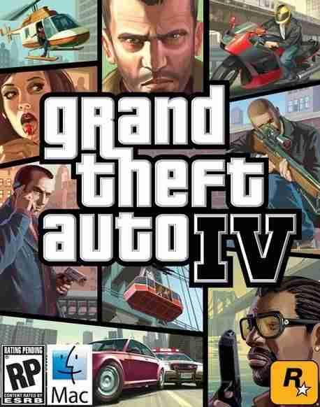 Descargar Grand Theft Auto 4 [English][MACOSX][INTEL ONLY][MONEY] por Torrent